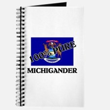 100 Percent Michigander Journal