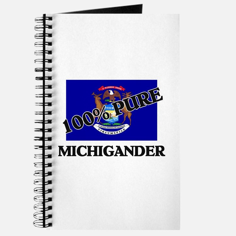 100 Percent Michigander Journal