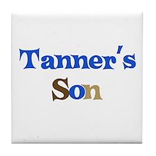Tanner's Son Tile Coaster