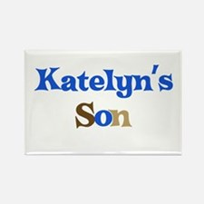 Katelyn's Son Rectangle Magnet