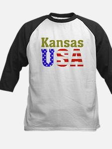 Kansas USA Tee