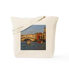 Venice Italy, Rialto Bridge photo- Tote Bag