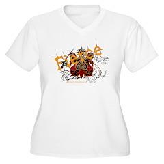 Fierce Women's Plus Size T-Shirt