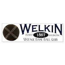 Welkin Bumper Bumper Sticker