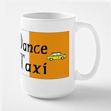 Feis Taxi - Large Mug