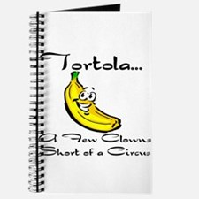 Tortola... Journal