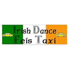 Feis Taxi - Bumper Bumper Sticker