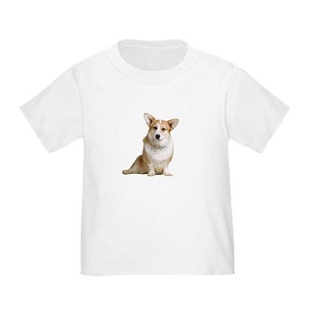 Welsh Corgi Picture - Toddler T-Shirt