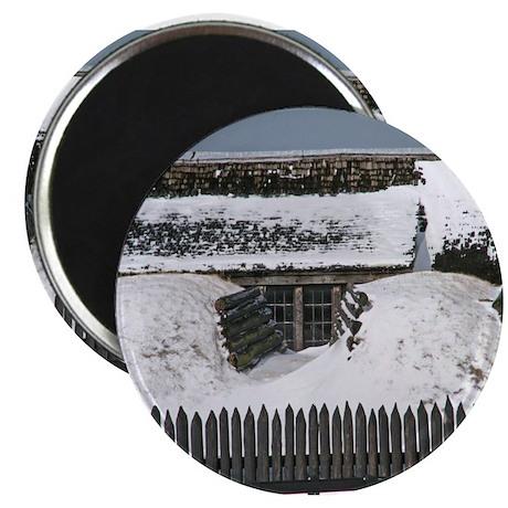 "Old Fort Niagara Bunker 2.25"" Magnet (10 pack)"