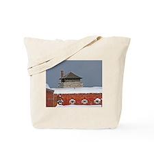Historic Guard Tower Tote Bag