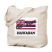 100 Percent Hawaiian Tote Bag