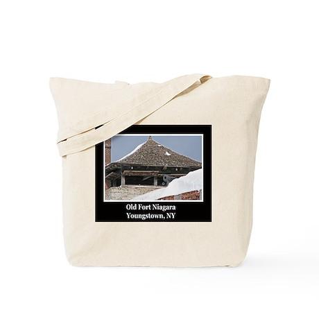 Old Fort Niagara Souvenirs Tote Bag