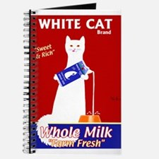 White Cat Milk Journal