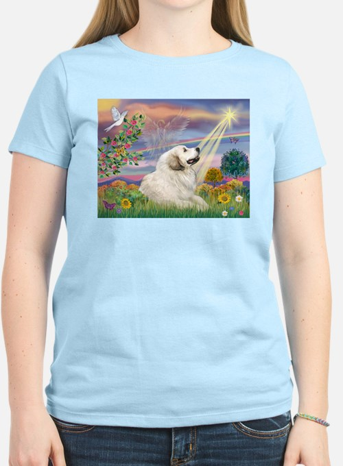 Cloud Star & Great Pyrenees T-Shirt