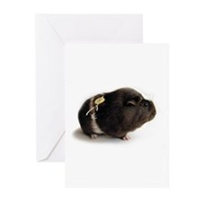 Yellow Ring Greeting Cards (Pk of 10)