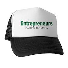 Cool Entrepreneur Trucker Hat