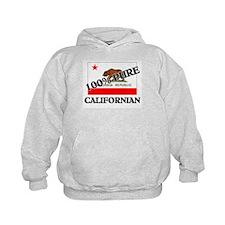 100 Percent Californian Hoodie