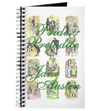 Pride and Prejudice Journal