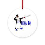 Kill Bill Keepsake (Round)