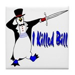 Kill Bill Tile Coaster