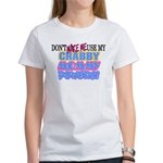 Crabby Mommy Powers Women's T-Shirt