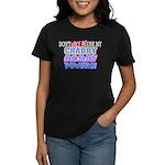 Crabby Mommy Powers Women's Dark T-Shirt