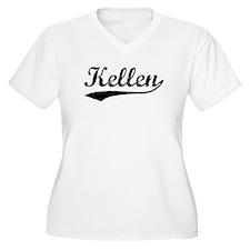 Vintage Kellen (Black) T-Shirt