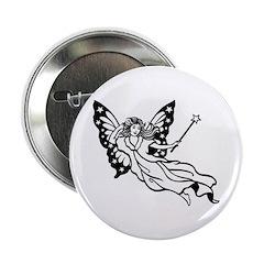"""Fairies 17 2.25"""" Button"""