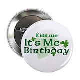 St patricks day birthday Single