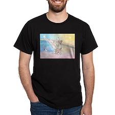 Clouds / Italian Greyhound T-Shirt