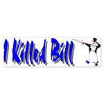 Kill Bill Bumper Sticker