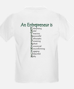 Cool Entrepreneur T-Shirt