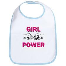 Girl Power Bib
