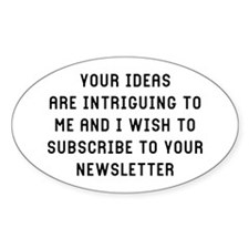 Your Ideas Decal
