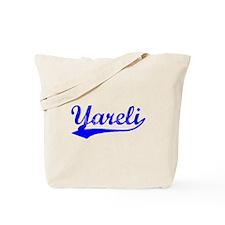Vintage Yareli (Blue) Tote Bag