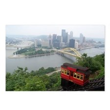Pittsburgh Skyline Postcards (Package of 8)