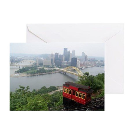 Pittsburgh Skyline Greeting Cards (Pk of 20)