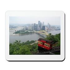 Pittsburgh Skyline Mousepad