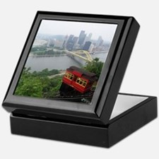 Pittsburgh Skyline Keepsake Box
