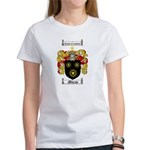 Moran Family Crest Women's T-Shirt