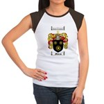 Moran Family Crest Women's Cap Sleeve T-Shirt