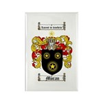 Moran Family Crest Rectangle Magnet (10 pack)