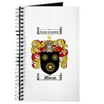 Moran Family Crest Journal
