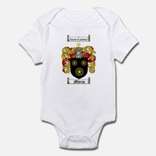 Moran Family Crest Infant Bodysuit