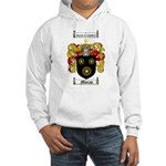 Moran Family Crest Hooded Sweatshirt
