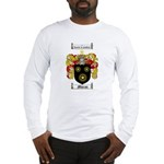 Moran Family Crest Long Sleeve T-Shirt