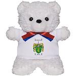 Moore Family Crest Teddy Bear