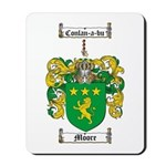 Moore Family Crest Mousepad
