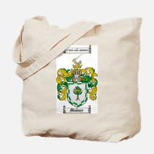 Mooney Family Crest Tote Bag