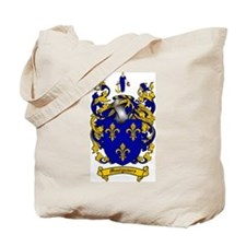 Montgomery Family Crest Tote Bag